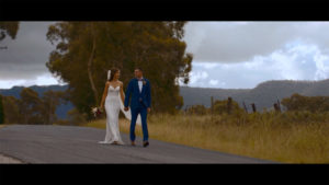 Wedding cinematography Collits Inn Blue Mountains