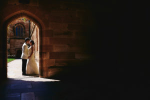 Wedding film of Vu and Vivian at Sydney Uni