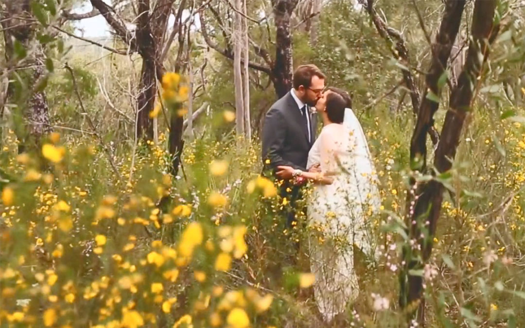 Gorgeous Galston Community Centre Wedding Video of Jed and Renee