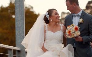 Nikki and Daniel Oatlands House Wedding Film