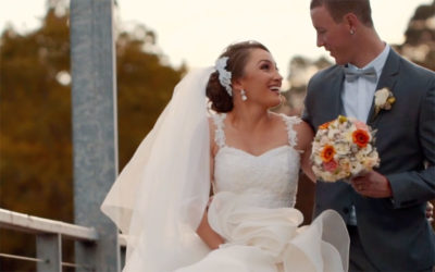 Spectacular Wedding at Oatlands House of Nikki and Daniel
