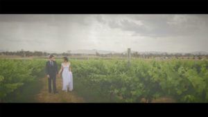 Wedding cinematography Tangaratta Vineyard Tamworth