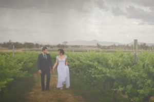 Tahlia and Brock - Wed in Motion highlights reel