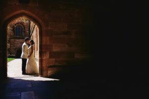 Wedding film of Vu and Vivian at Sydney Uni